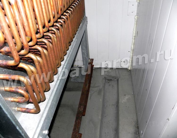 промышленные полы в холодильных камерах