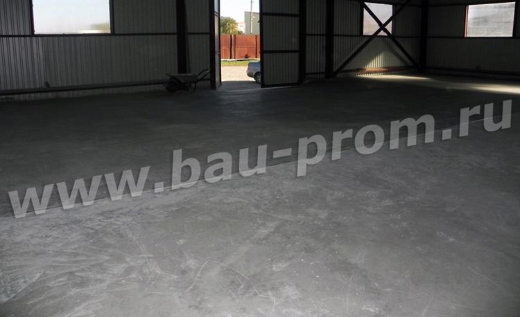 устройство бетонных топпинг-полов в складах