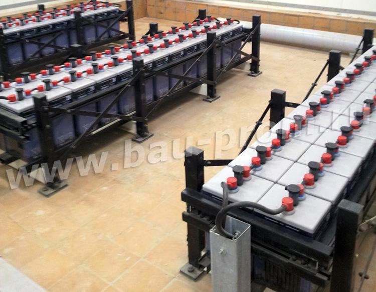 кислотоупорное покрытие в цехе аккумуляторных батарей
