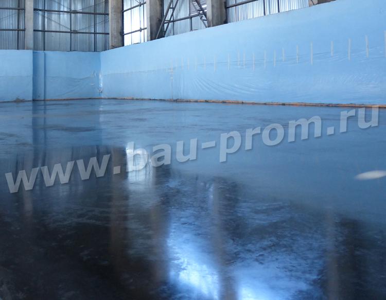 упрочненный бетон