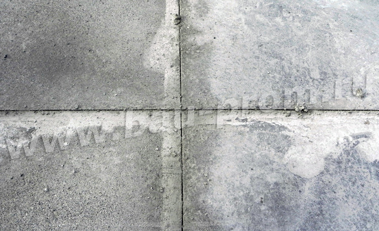 нарезка швов в свежеуложенном бетоне