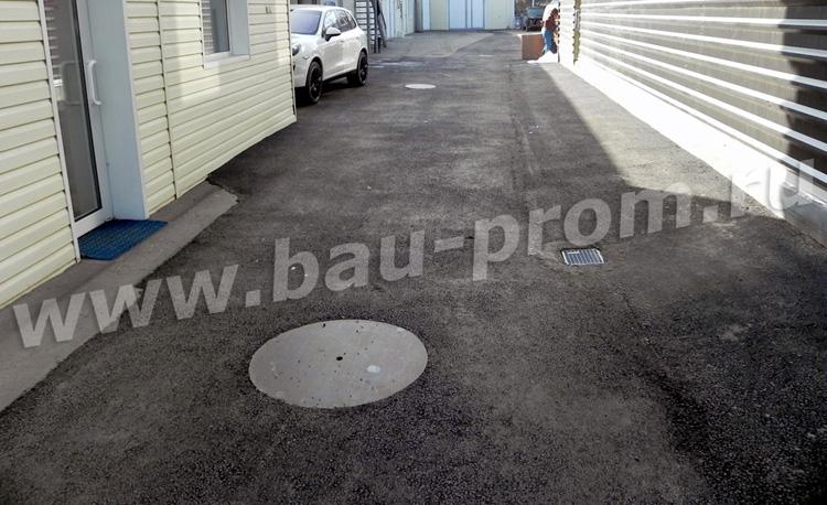 ремонт асфальтобетонного покрытия