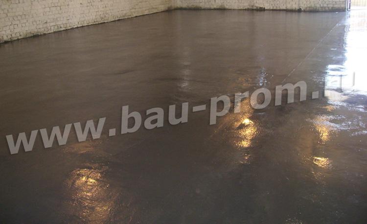 наливные полы в складских помещениях