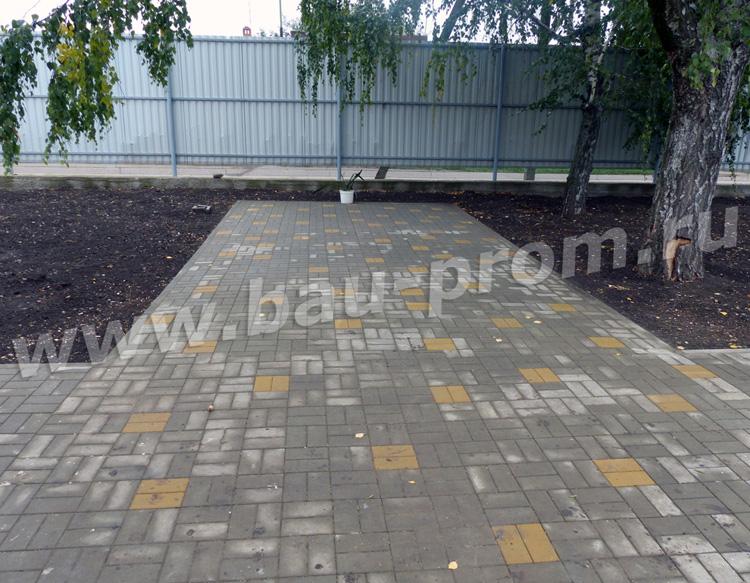 фото тротуарной плитки