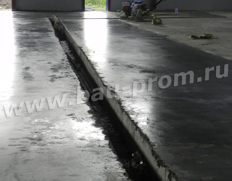 кабель-канал в бетонных полах