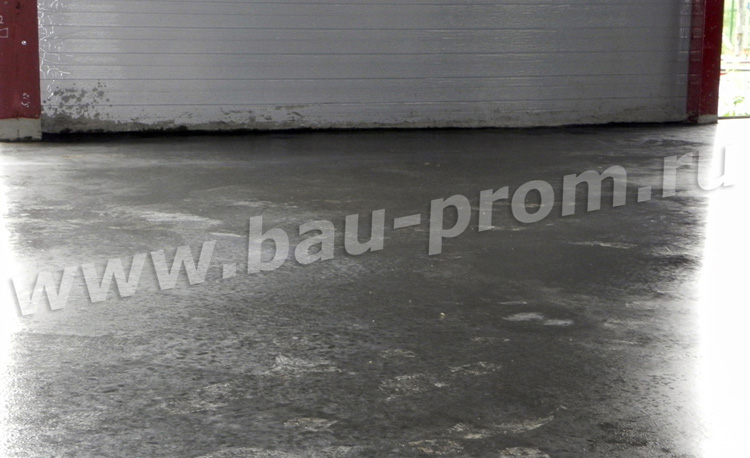 бетонные полы с пропиткой Ризотоп